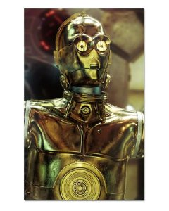 Ímã Decorativo C-3PO - Star Wars - ISW43