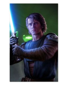 Ímã Decorativo Anakin Skywalker - Star Wars - ISW53