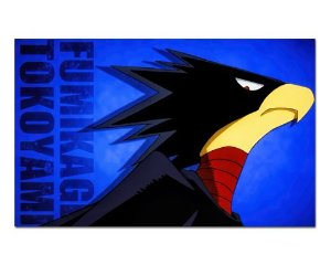 Ímã Decorativo Tokoyami - My Hero Academia - IMHA39