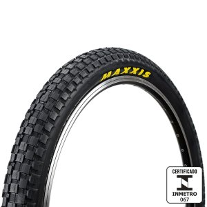 Pneu Maxxis Holy Roller 20x1 3/8 Arame Preto