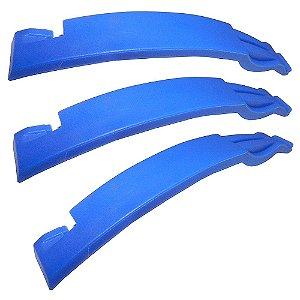 Espátula Calypso para Retirar Pneus Nylon Azul