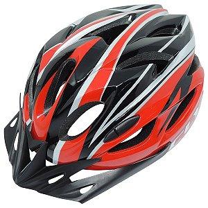 Capacete Cly In Mold MTB/Urbano para Ciclismo L 58-62cm