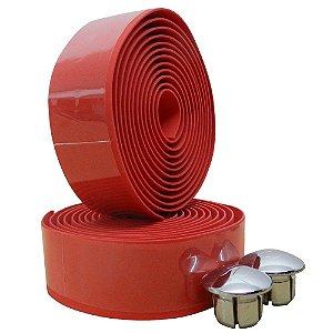 Fita de Guidão High One 200x3cm HOFIT0002 Vermelho