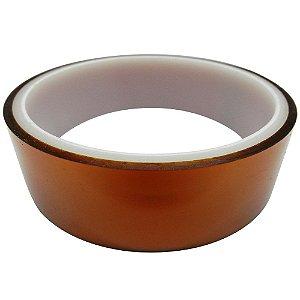 Fita Calypso para Vedação de Aro do Sistema Tubeless Tipo Filme e Auto Colante 10mx25mm Bronze