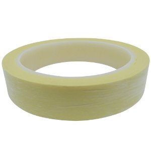 Fita Calypso de Aro Para Tubeless Plastificada e Auto Colante 20mx20mm Bege