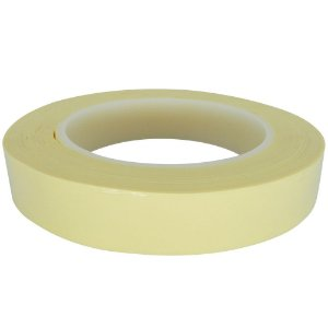 Fita Calypso de Aro Para Tubeless Plastificada e Auto Colante 50mx20mm Bege