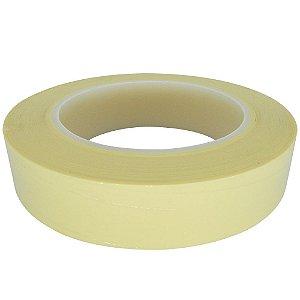 Fita Calypso de Aro Para Tubeless Plastificada e Auto Colante 50mx25mm Bege