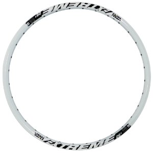 Aro Vzan Extreme Disc 26x32F em Alumínio Branco