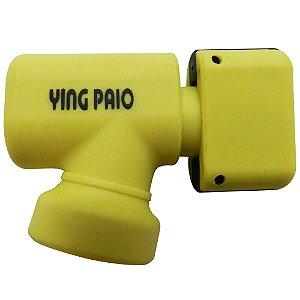 Bomba Thumbs UP para Cartucho de CO2 Amarelo