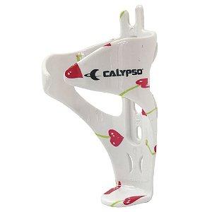 Suporte de Caramanhola Calypso em Nylon Grafismo Coração
