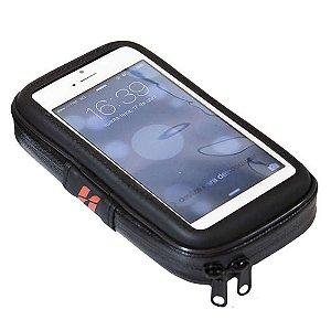 Bolsa High One para Celular Apple iPhone 3/4/5 HOBLS0001 Preto