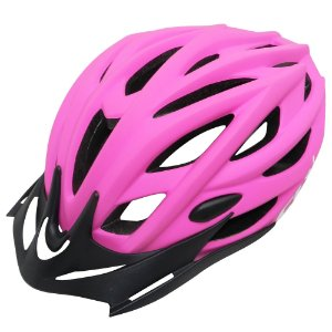 Capacete Cly Out Mold MTB/Urbano para Ciclismo M Rosa
