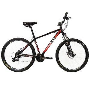 Bicicleta Cly 27.5 Z6 Alumínio Câmbio Shimano 24 Marchas Freio a Disco