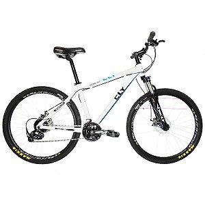 Bicicleta Cly 27.5 A2 Alumínio Câmbio Shimano 24 Marchas Freio a Disco
