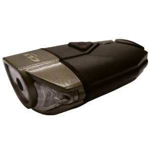 Farol de Bicicleta Cly Components 300 Lumens USB Preto/Cinza