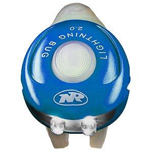 Pisca NiteRider para Bicicleta Dianteiro Vista Light Bug 2.0 Azul
