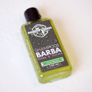 Shampoo para Barba - Barba Brava