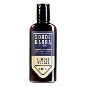 Shampoo de Barba - Sobrebarba