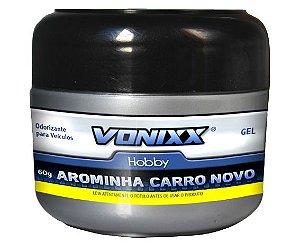 AROMINHA GEL CARRO NOVO - VONIXX