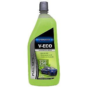 V-Eco Shampoo Automotivo com Cera para Lavagem a Seco Vonixx