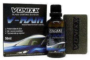 V-RAIN REVESTIMENTO PARA VIDROS 50ML – VONIXX