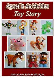 "Apostila Digital de Moldes ""ToyStory"""