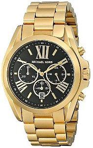 Relógio Michael Kors Masculino Mk8152 Preto - New Store - A melhor ... 52f0163b9f