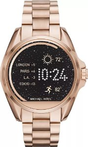 Relógio Michael Kors Access Smartwatch MkT5004 Rose Gold b931bc4b7b