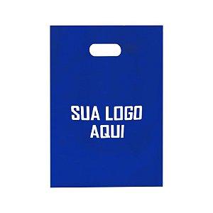 SACO DE PLÁSTICO BOCA VAZADA GRANDE 35x45x0,010 (LarguraxAlturaxDensidade)