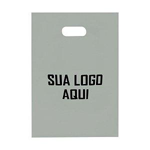 SACO DE PLÁSTICO BOCA VAZADA XGRANDE 40x50x0,010 (LarguraxAlturaxDensidade)