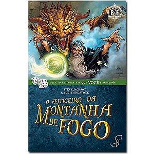 Fighting Fantasy 01 - O Feiticeiro da Montanha de Fogo