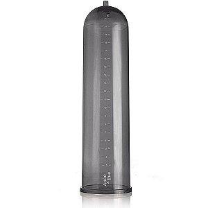 Cilindro para Bomba Peniana em Acrílico - Fumê