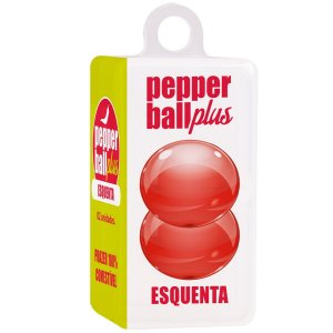 Pepper Ball Plus Esquenta Pepper Blend