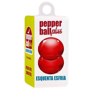 Pepper Ball Plus Esquenta e Esfria Pepper Blend