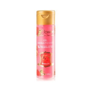 Gel Aromatizante Sensação - Sexo Oral - Esquenta - 35ml Hot Flowers