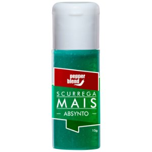 Gel Comestivel scurrega mais - Menta - Pepper Blend