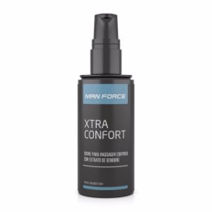 Man FORCE - Xtra Confort  - Conforto Anal