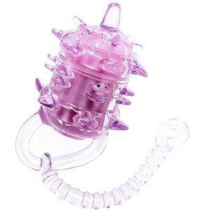 Estimulador Clitoriano Com Cápsula E Saliências - Absoloo