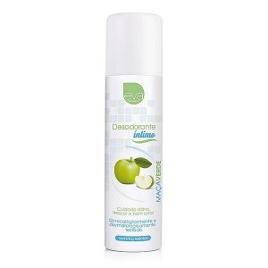 Desodorante Íntimo 166ml - Maçã Verde - Eva Cosméticos
