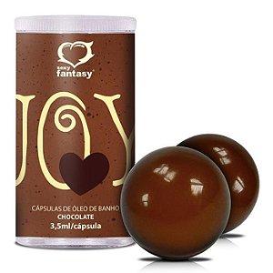 Bolinhas de Óleo Aroma Chocolate - Sexy Fantasy