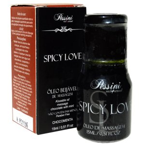 Spicy Love Chocomenta 15ml Pessini