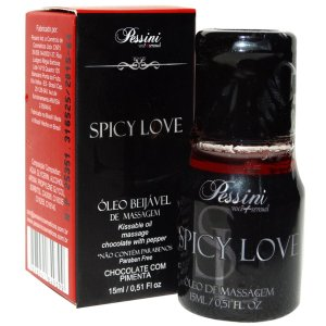 Spicy Love Chocolate com Pimenta 15ml Pessini
