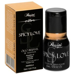 Spicy Love Amarula 15ml Pessini