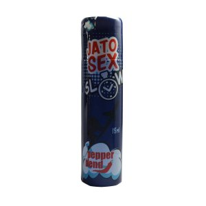 Jato Sex Slow Gel Comestível Retardante 18ml Pepper Blend