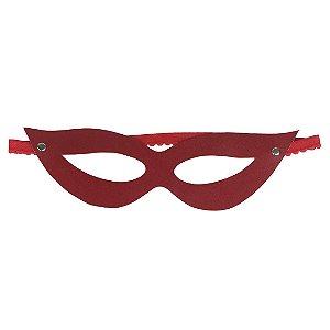 Mascara Tiazinha Vermelho Dominatrixxx