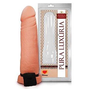 Capa Peniana Rígida - 18cm x 4,3cm - Sexy Fantasy