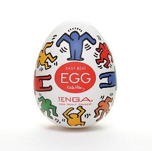 MASTURBADOR Tenga EGG - Keith Haring Egg Dance