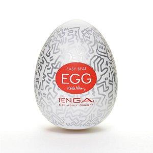 MASTURBADOR Tenga EGG - Keith Haring Egg Party
