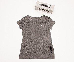 Blusa - Mescla Grafite - COLCCI