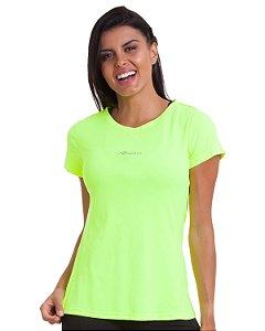 Camiseta Zing Amarelo M - AUTHEN